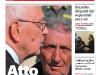 L\'Unità Venerdì 10/04/2009