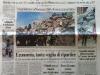 Il Messaggero edizione Abruzzo Venerdì 10/04/2009