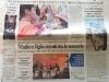 Il Messaggero edizione Abruzzo Domenica 12/04/2009