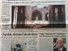 Il Messaggero edizione Abruzzo Giovedì 9/04/2009