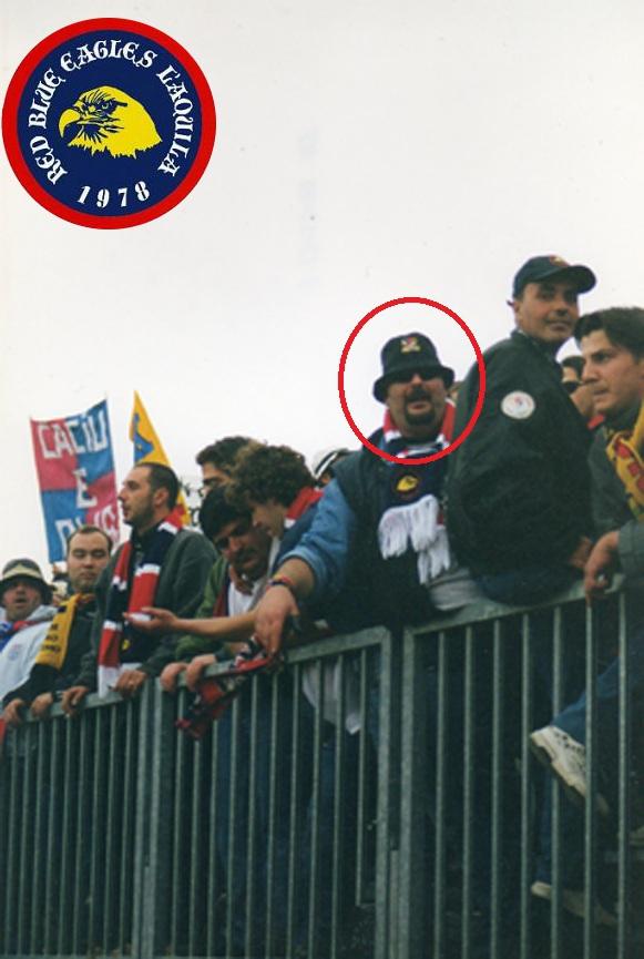 Renato Aloisi anno 2000