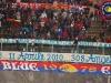 Striscione in memoria di Renatò Aprile 2010