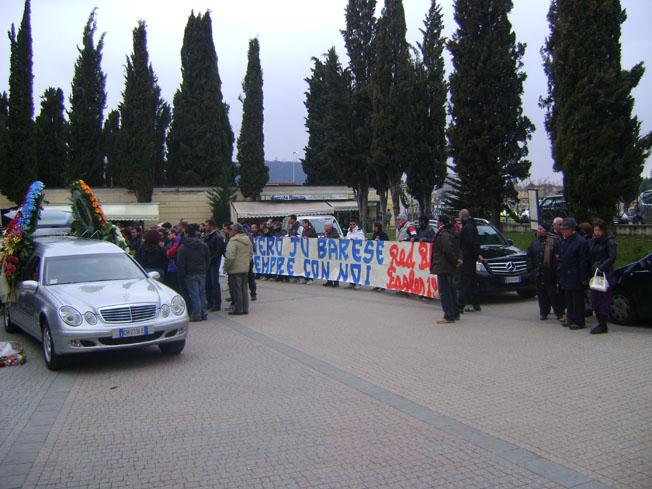 Funerali di Piero Mercoledi 23 Febbraio 2011