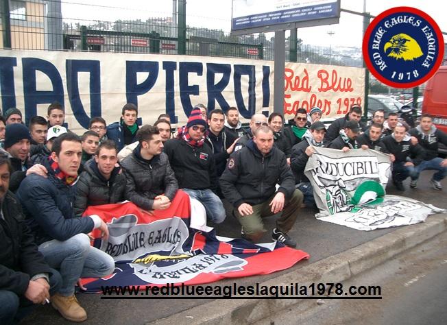 In ricordo di Piero insieme ai fratelli teatini Chieti-L'Aquila 22 febbraio 2012