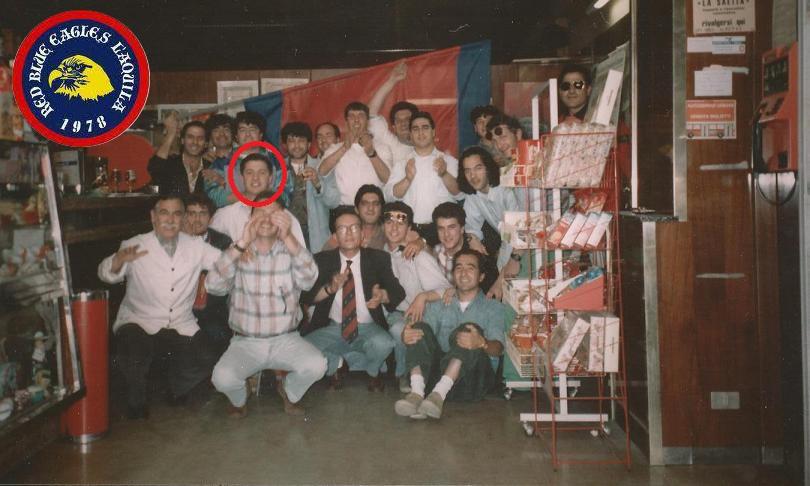 Danilo D'Angelosante anni 90