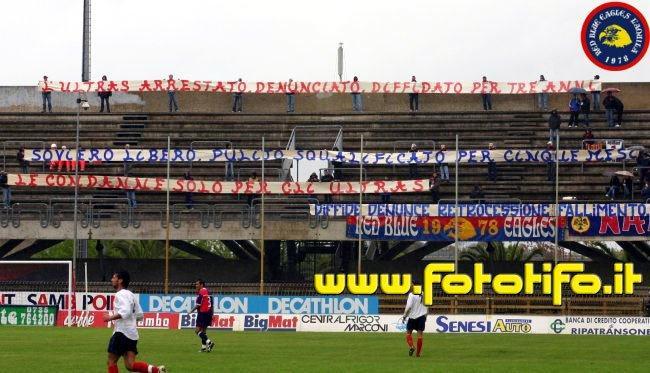Sambenedettese-L'Aquila 2003-2004