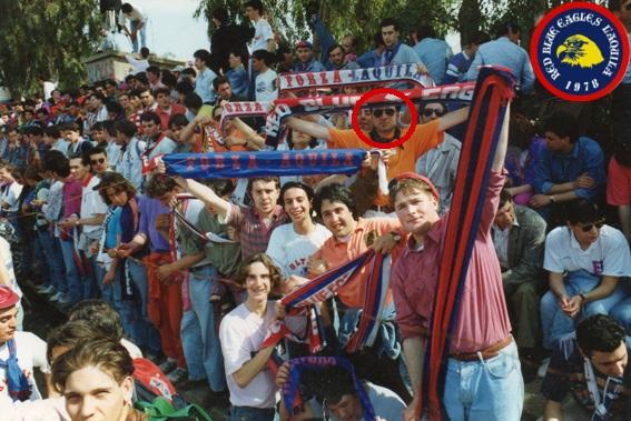 Ettore Gioia anno 1992