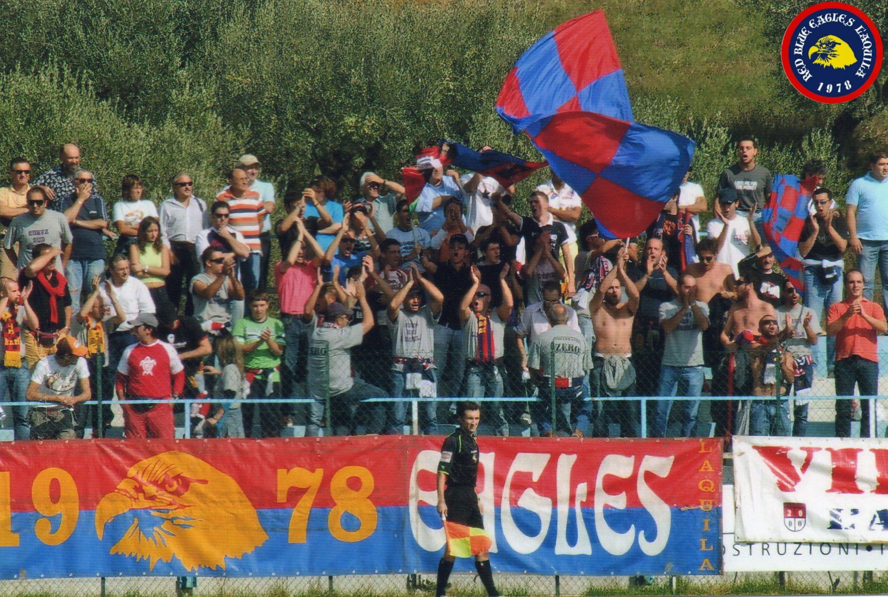 Cologna-L\'Aquila (sabato)  Eccellenza 2006/2007