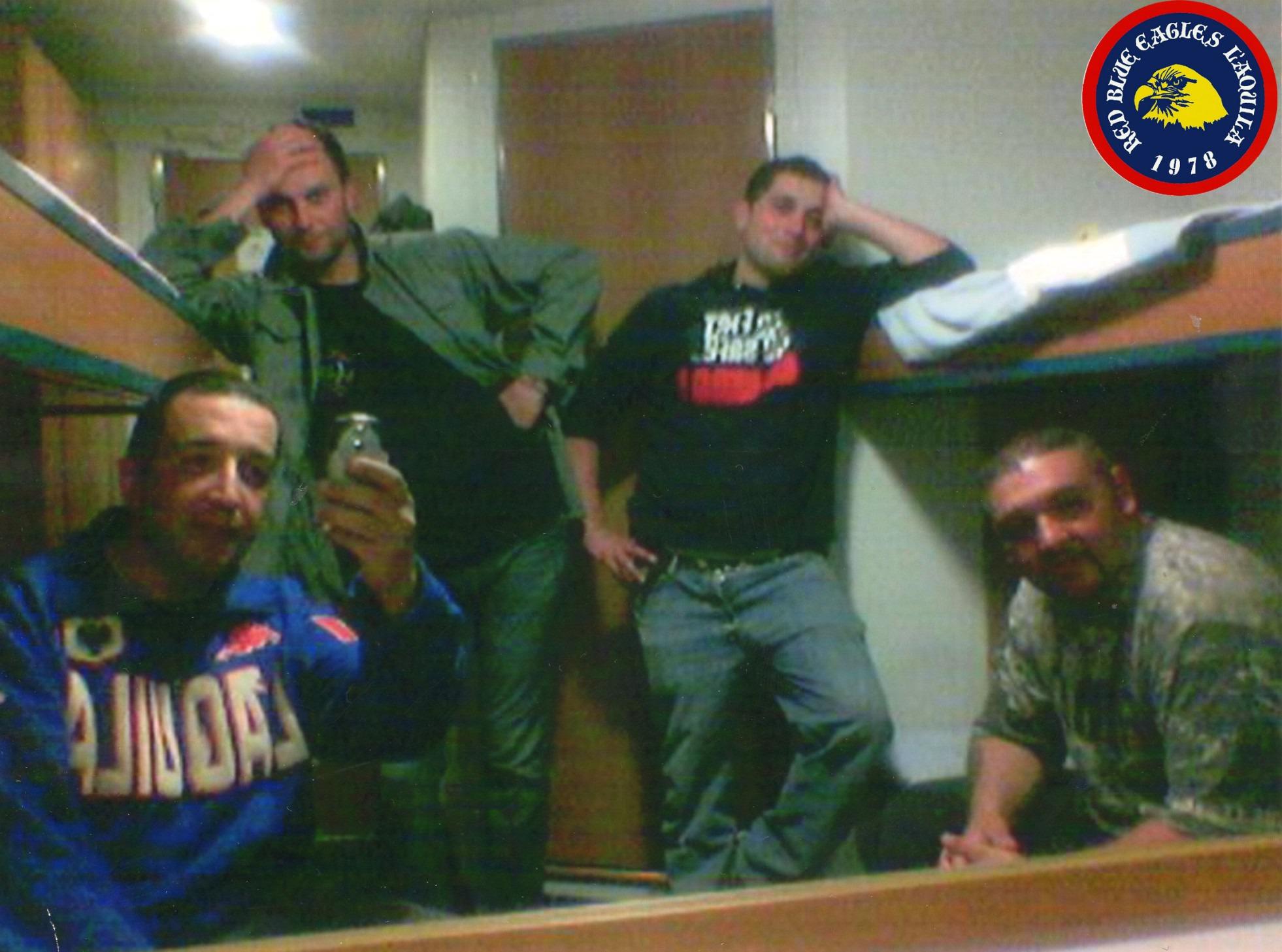 Castelsardo(Sardegna)-L\'Aquila quarti di Coppa Italia Eccellenza Mercoledi 18/04/2007