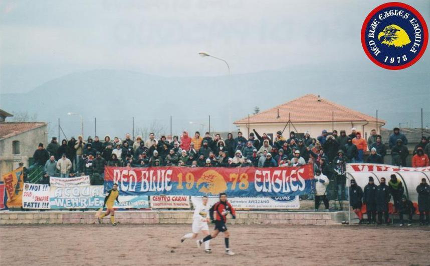 Valle del Giovengo-L\'Aquila sul neutro di San Benedetto dei Marsi Eccellenza 2005/2006