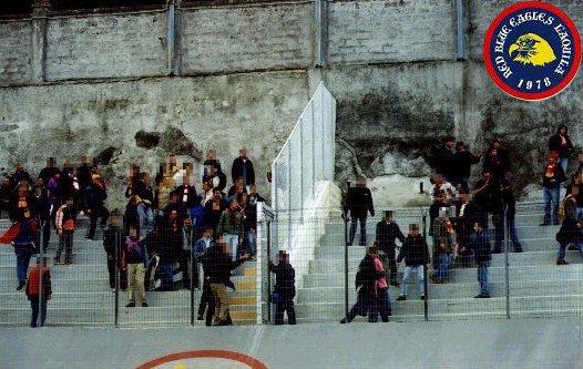 Scontri in curva L'Aquila-Catanzaro 1 Novembre 1998 serie C2