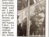 Disordini nel settore ospite con lancio di bombe carta e ferimento di due poliziotti in Vis Pesaro- L'Aquila 10-2-2004 serie C1 (2)