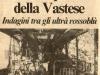 4 Marzo 1990 L'Aquila-Vastese serie D incendiato il pullman della Vastese