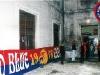 Inaugurazione della seconda sede in centro storico, in via Santa Giusta dei Red Blue Eagles L\'Aquila 1978 14 Marzo 2001