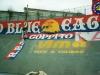 Curva sud L\'Aquila-1999/2000 preparativi