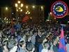Ritorno dal vittorioso spareggio di Avellino, festa in centro 11 Giugno 2000