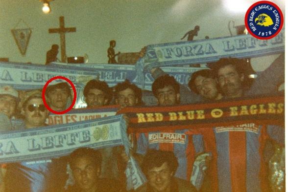Renato Galati anno 1991