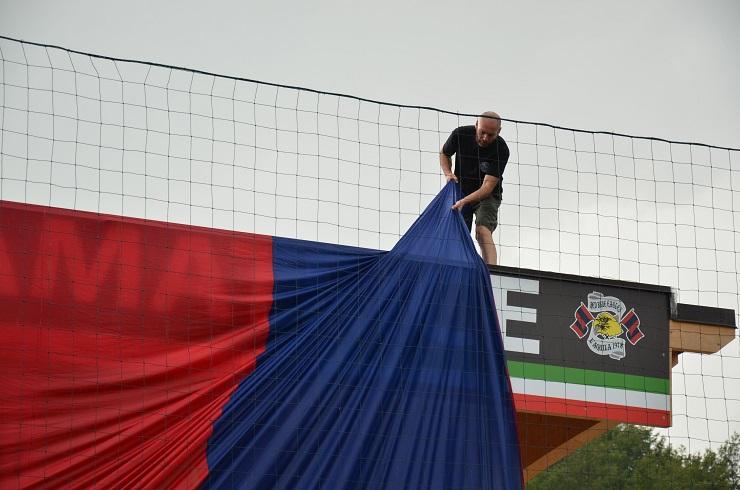 """Venerdi 21 Settembre 2018: inaugurazione progetto """"Ultras d'Italia per Amatrice"""""""