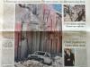 Il Messaggero edizione Abruzzo Mercoledì 8/04/2009