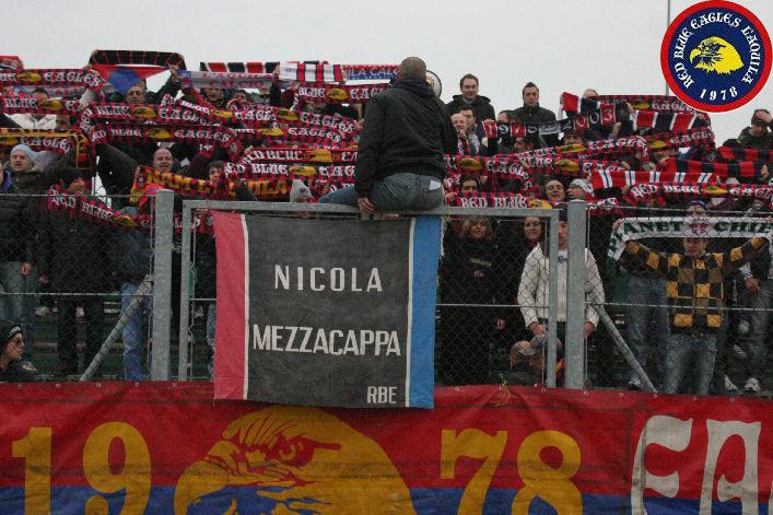 Stendardo per Nicola Mezzacappa