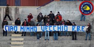 Stricione per Mimmo Duraccio Novembre 2008