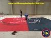 Preparazione coreografia 35 anni Red Blue Eagles L'Aquila 1978
