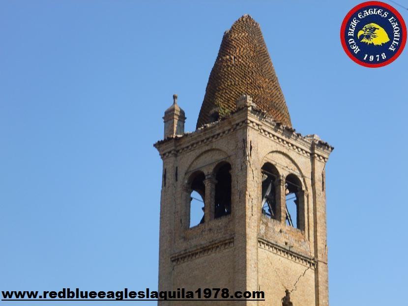 Centro storico (zona rossa) di Rovereto (Mo) Chiesa Santa Caterina D\'Alessandria