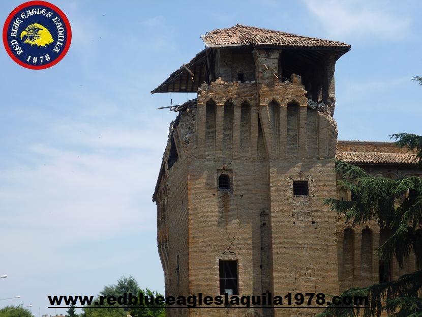 Centro storico di Finale Emila (Mo) Castello delle Rocche