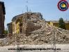 Centro storico di Finale Emila (Mo)Macerie della torre dell\'orologio