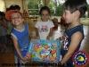 Bambini del nido d\'infanzia di Finale Emila (Mo) con i giocattoli da noi donati
