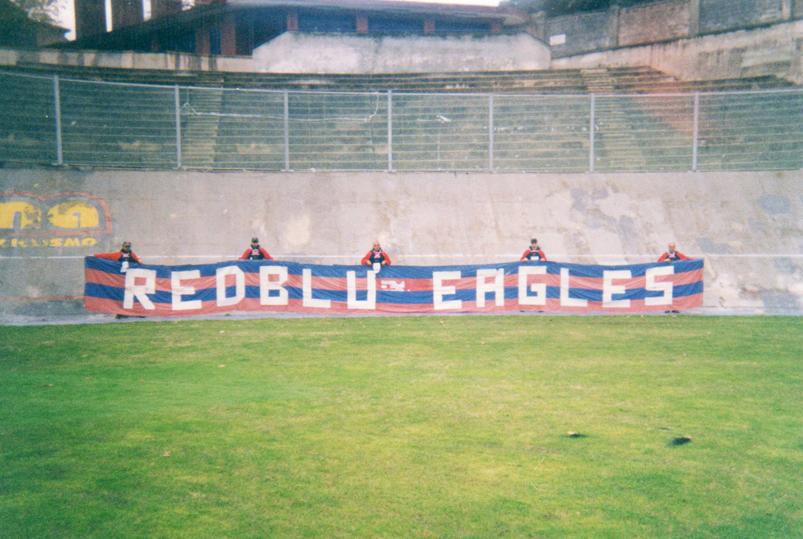 Preparativi Venticinquennale Red Blue Eagles L\'Aquila 1978