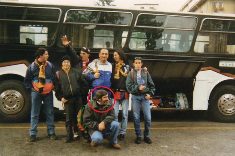 Sandro Vivola stagione 1997/1998