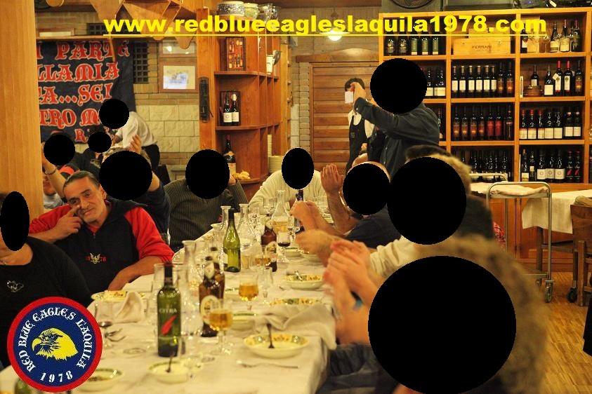 35 Anni Red Blue Eagles L'Aquila 1978 11 Ottobre 2013
