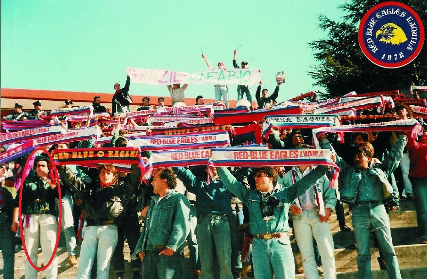 L'Aquila-Manfredonia 1990 Serie D