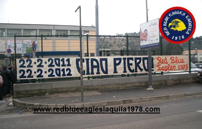 In ricordo di Piero insieme ai fratelli teatini Chieti L\'Aquila 22 Febbraio 2012