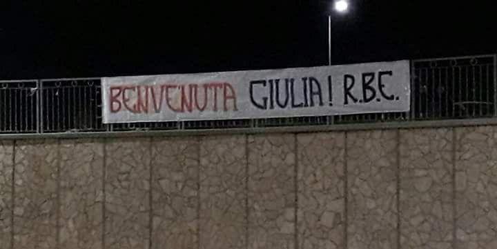 Benvenuta Giulia!