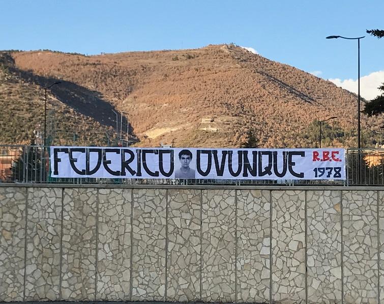 Federico Ovunque! 9/12/17