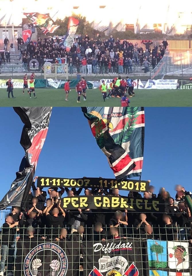11-11-2007...11-11-2018 Per Gabriele