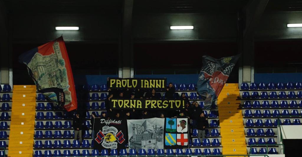 Paolo Ianni torna presto! 27/12/18