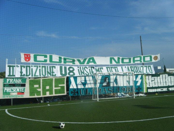 U8- Ultras e Oltre...II edizione insieme per l' Abruzzo Monopoli 4-5 luglio 2009
