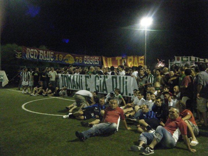 U8- Ultras e Oltre....II edizione insieme per l' Abruzzo Monopoli 4-5 luglio 2009