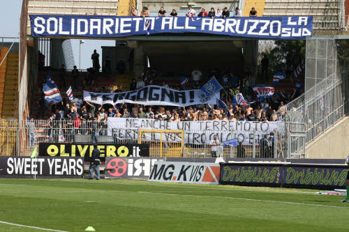 Ultras Sampdoria
