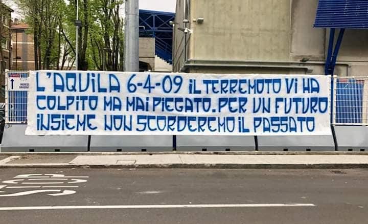 Curva Ovest Ferrara 6 Aprile 2019
