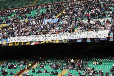 Curva Nord Inter.
