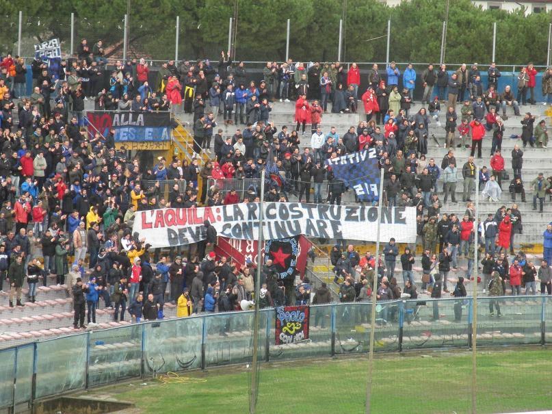 Curva Nord Pisa 19/01/2014