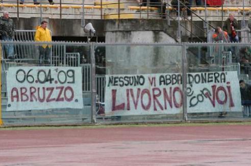 Tifosi Livorno
