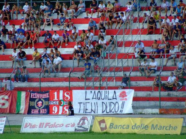 Ultras Vis Boys Pesaro