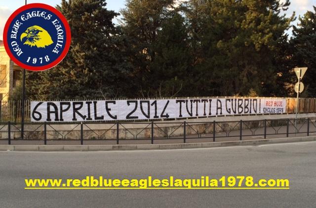 6 Aprile 2014...Tutti a Gubbio!