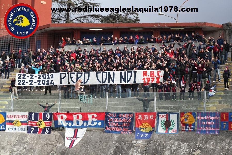 22-02-2011 22-02-2014 Piero con noi!