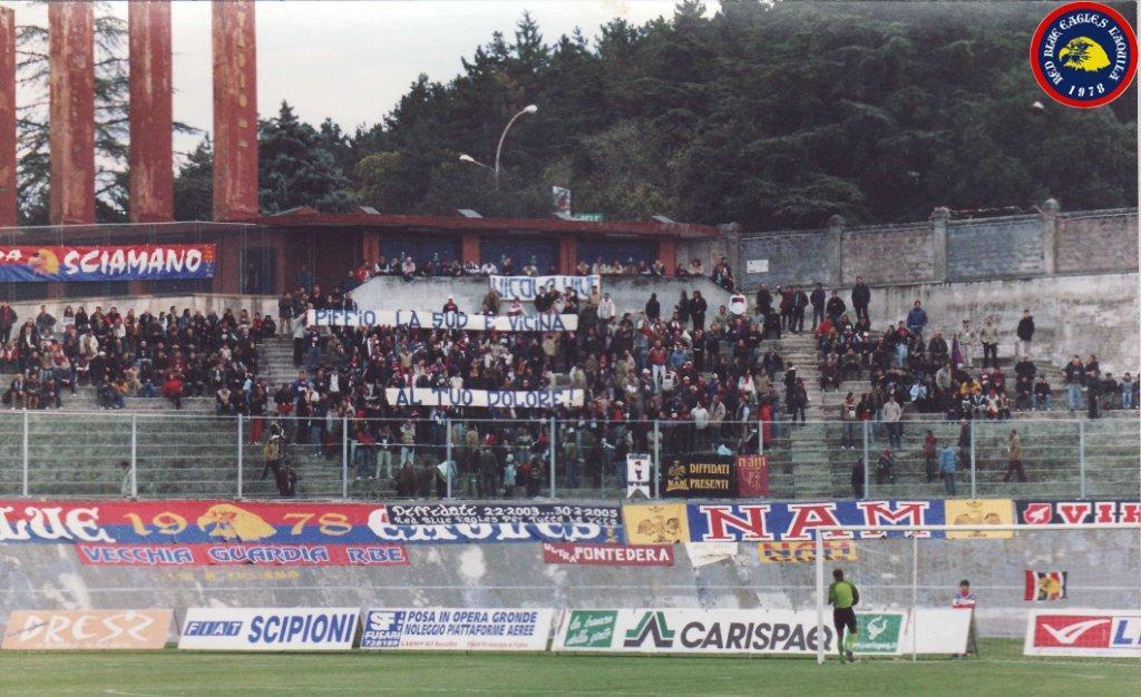 L\'Aquila-Giulianova 2003